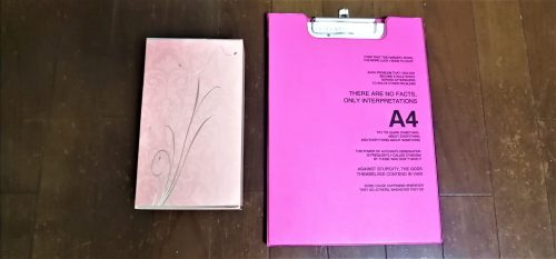 ピンク兎内箱1