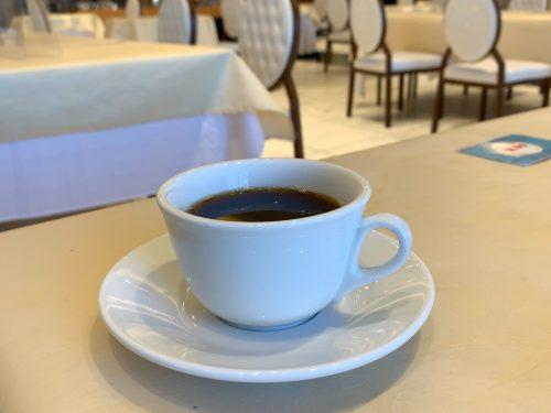 コーヒーはうまい